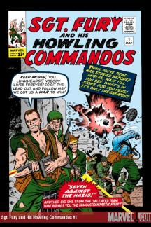 Sgt. Fury and His Howling Commandos (1963) #1