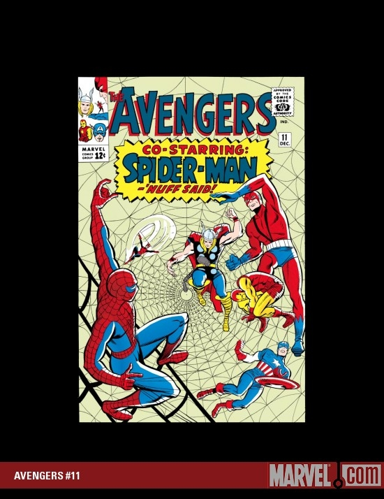 AVENGERS #11