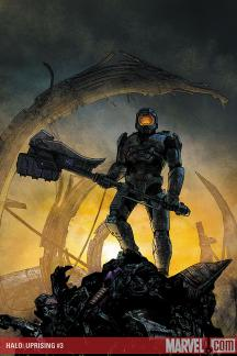 Halo: Uprising (2007) #3