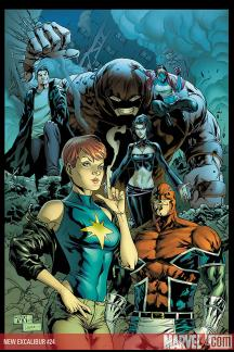 New Excalibur (2005) #24