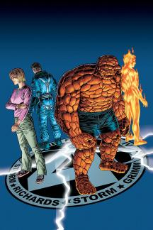 Fantastic Four: First Family #4