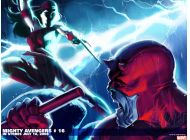 Mighty Avengers (2007) #16 Wallpaper