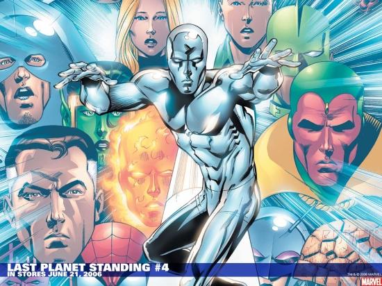 Last Planet Standing (2006) #4 Wallpaper