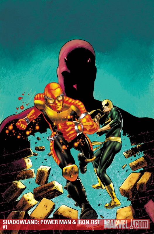 Shadowland: Power Man (2010) #1