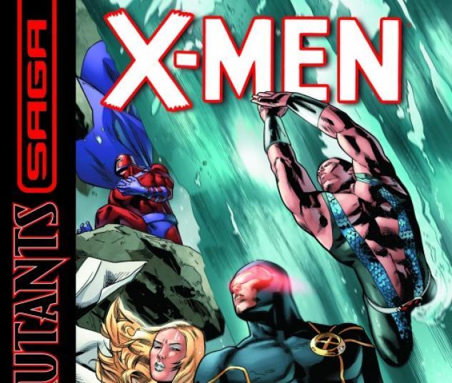 X-Men: Curse of the Mutants Saga (2010) #1
