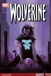 Wolverine (1988) #186