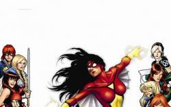 Avengers (2010) #4 (WOMEN OF MARVEL VARIANT)