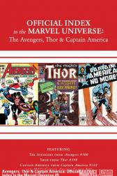 Avengers, Thor &amp; Captain America: Official Index to the Marvel Universe #9 