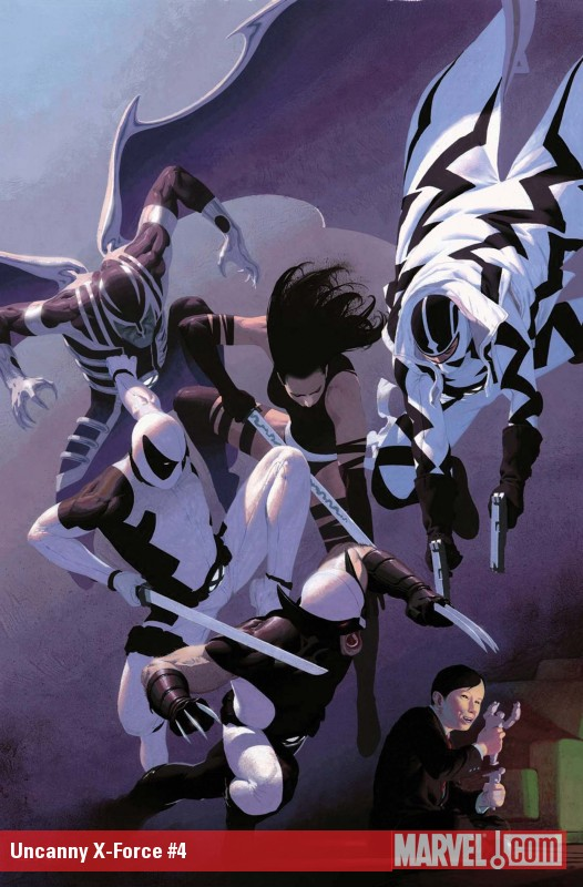 Uncanny X-Force (2010) #4