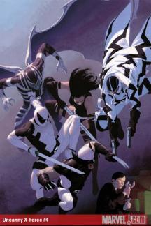 Uncanny X-Force (2010) #4
