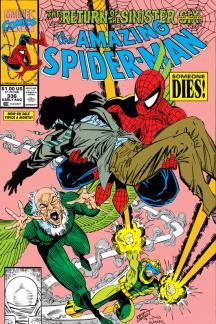 Amazing Spider-Man (1963) #336