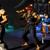 Marvel vs. Capcom 3 screenshot: Akuma, Ryu and Chun-Li