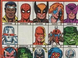 Avengers #221 cover