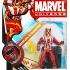 Sunfire 3 3/4 Inch Marvel Universe Action Figure from Hasbro, Wave 6