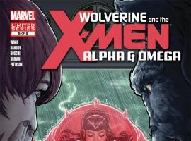 Wolverine & The X-Men Alpha & Omega (2011) #5