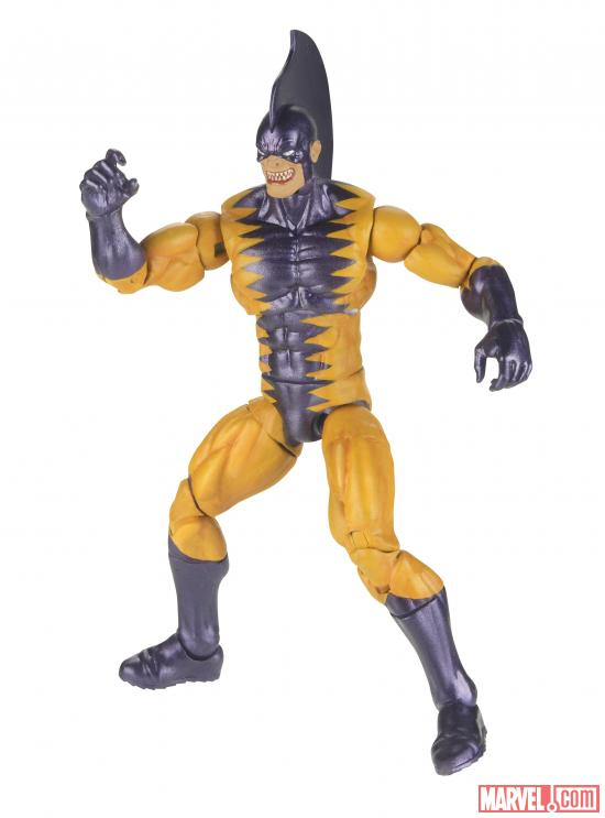 "Marvel Universe 3.75"" Masters of Evil Tiger Shark Figure"