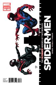 Spider-Men (2012) #4 (Tbd Artist Variant)