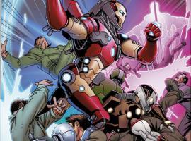 Sneak Peek: Invincible Iron Man #525