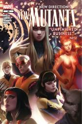 New Mutants #25 