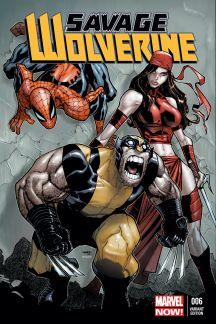 Savage Wolverine #6  (Ramos Variant)