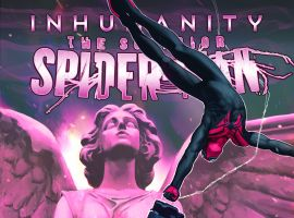 INHUMANITY: SUPERIOR SPIDER-MAN 1 (WITH DIGITAL CODE)