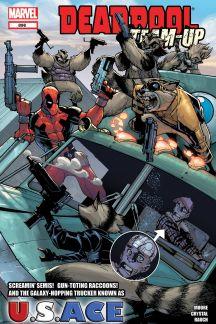 Deadpool Team-Up (2009) #896