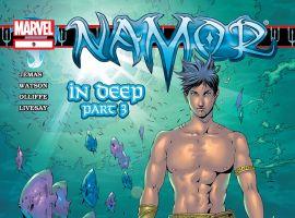 Namor (2003) #9