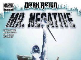 DARK REIGN: MISTER NEGATIVE #1