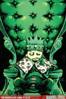 The Marvelous Land of Oz (2009) #2