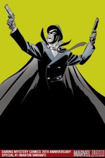 Daring Mystery Comics 70th Anniversary Special (2009) #1 (MARTIN VARIANT)