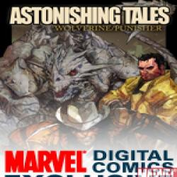 Astonishing Tales: Wolverine/Punisher (2008) #1