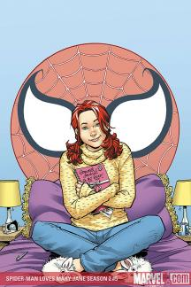 Spider-Man Loves Mary Jane (2008) #5