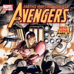 Avengers Vol. 2: Red Zone (2003)