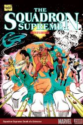Squadron Supreme: Death of a Universe #0