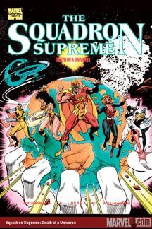 Squadron Supreme: Death of a Universe (1999)