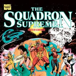 Squadron Supreme: Death of a Universe (1999)