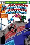 CAPTAIN AMERICA #252 COVER