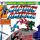 CAPTAIN AMERICA #252 COVER
