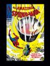 AMAZING SPIDER-MAN #61 COVER