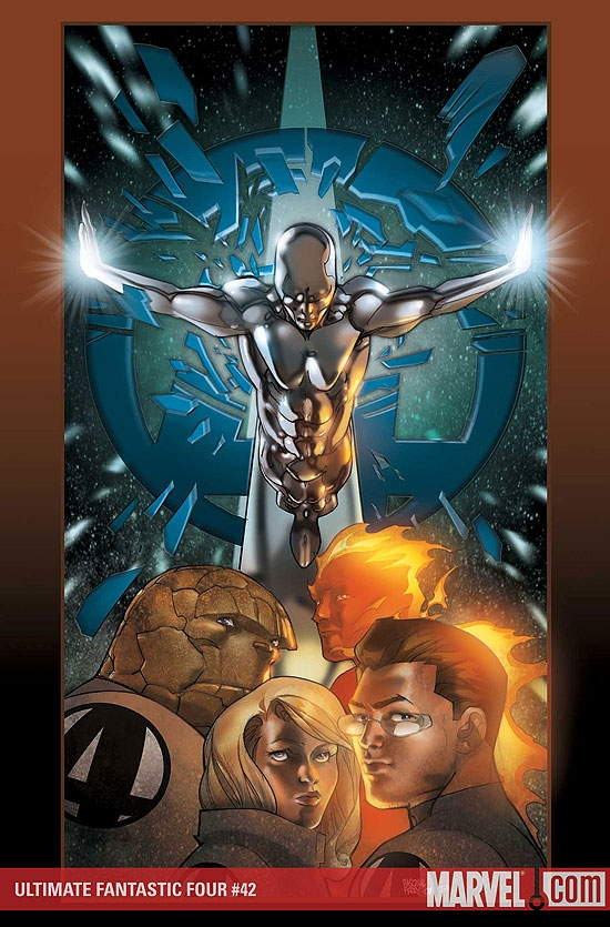 Ultimate Fantastic Four (2003) #42