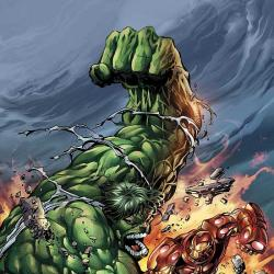 INCREDIBLE HULK VOL. 8: BIG THINGS COVER