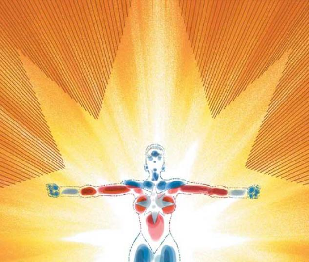 CAPTAIN MARVEL (2004) #17 COVER