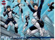 New X-Men (2004) #16 Wallpaper