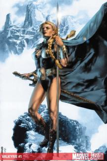 Valkyrie (2010) #1