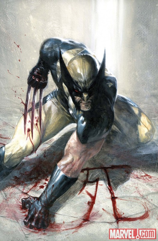 WOLVERINE: ORIGINS #50 cover by Gabrielle Dell'Otto