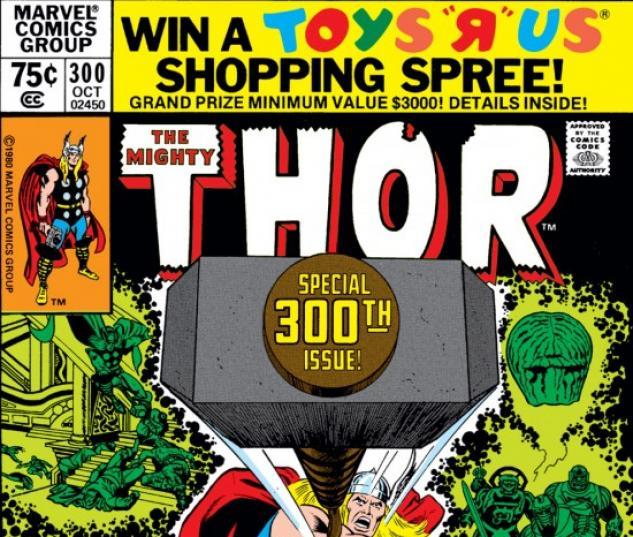 Thor #300