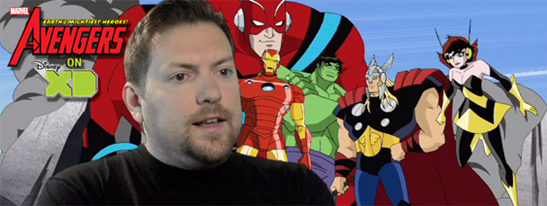 Writing The Avengers: Earth's Mightiest Heroes!