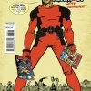 Deadpool Team-Up #883 variant cover by Skottie Young