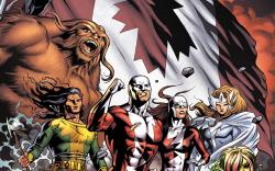 Sneak Peek: Alpha Flight #1