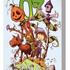Oz: The Marvelous Land of Oz GN-TPB cover
